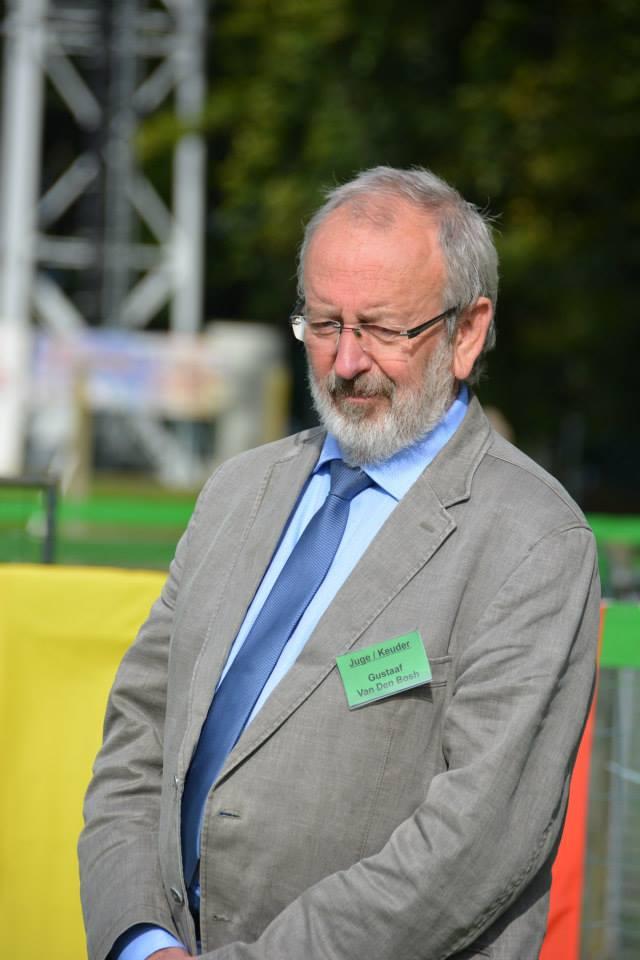 Mr Gustaf Van den Bosch